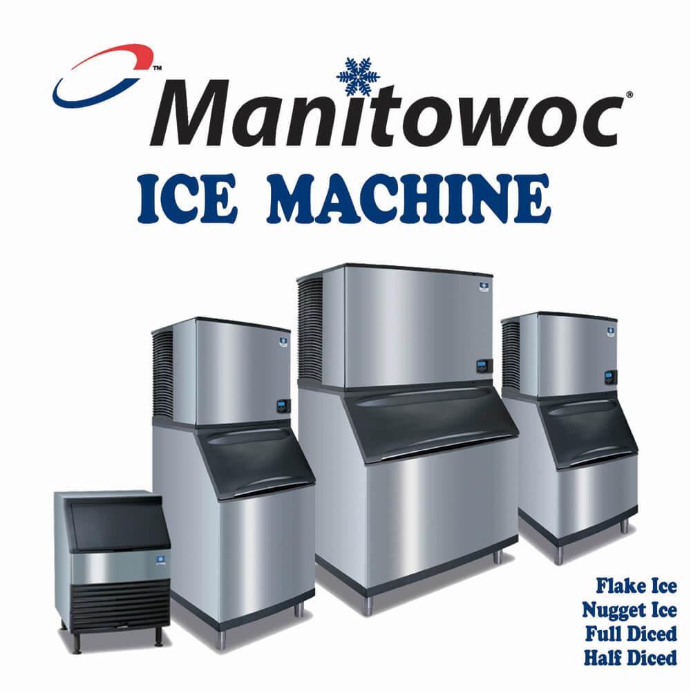 Ice - Tipton Equipment Restaurant Supply