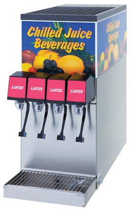 Chilled Juice Dispenser
