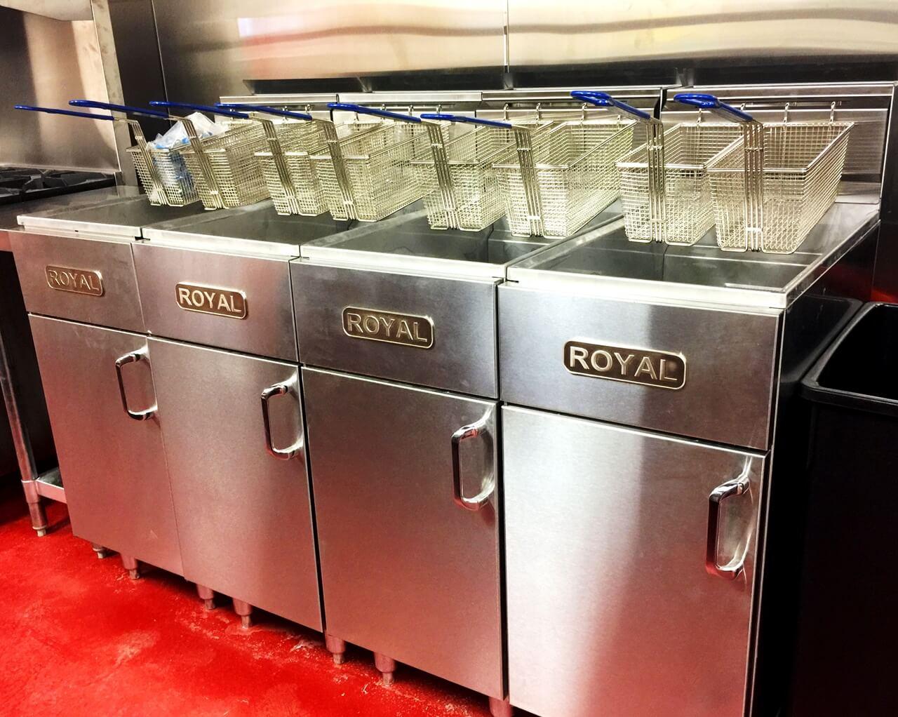 Commercial Cooking Equipment | Tipton Equipment Restaurant Supply