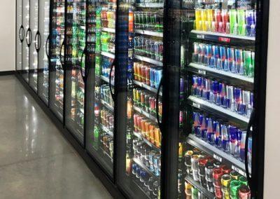 Convenience Store Walk-in Coolers
