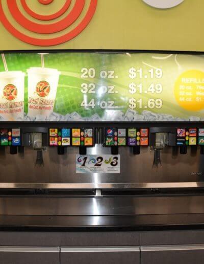 Flavor Select Fountain FS60