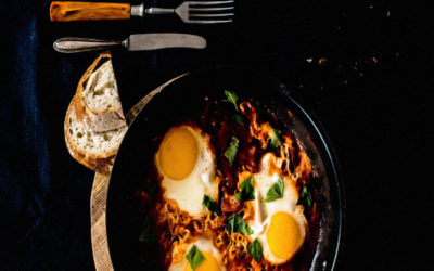 The Cast Iron Skillet is Your Tool for Social Media Videos