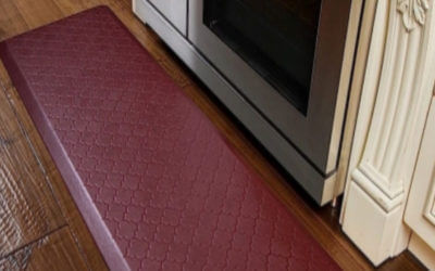 Kitchen Equipment You Need: Wellness Mats