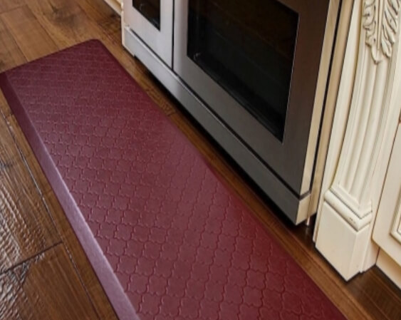 Kitchen Equipment You Need: Wellness Mats