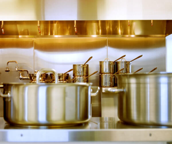 3 Times Used Kitchen Equipment is As Good As New