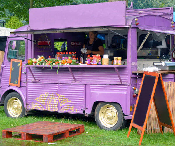 Four Myths About Food Trucks