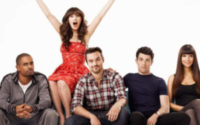It's a Toast: Kitchen from New Girl